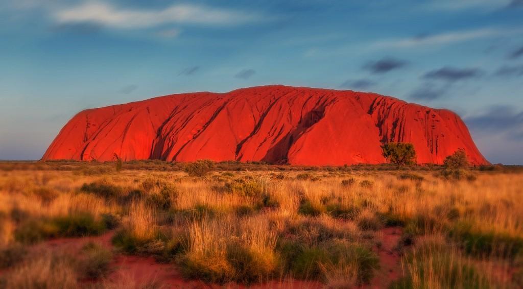 Australie paysage bush