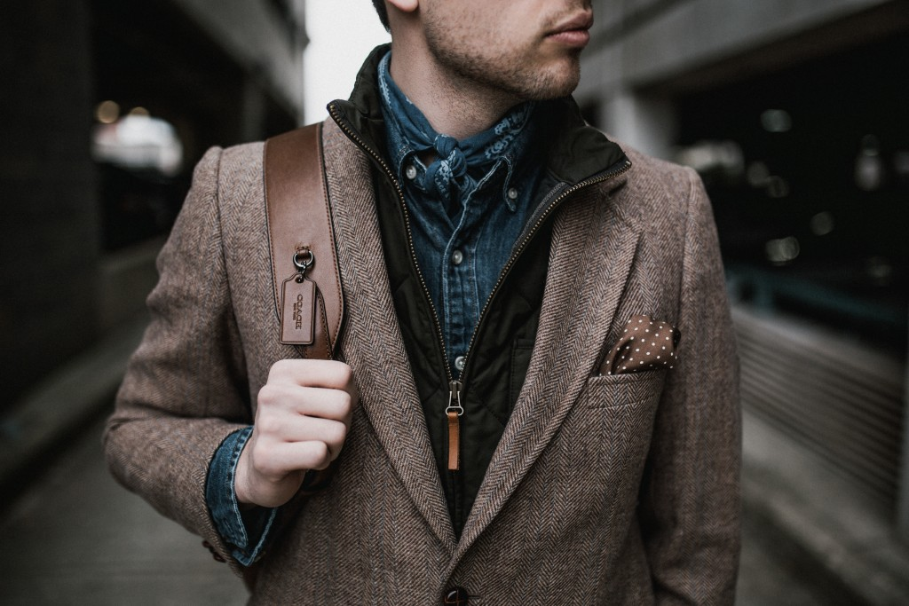 La mode homme cet hiver