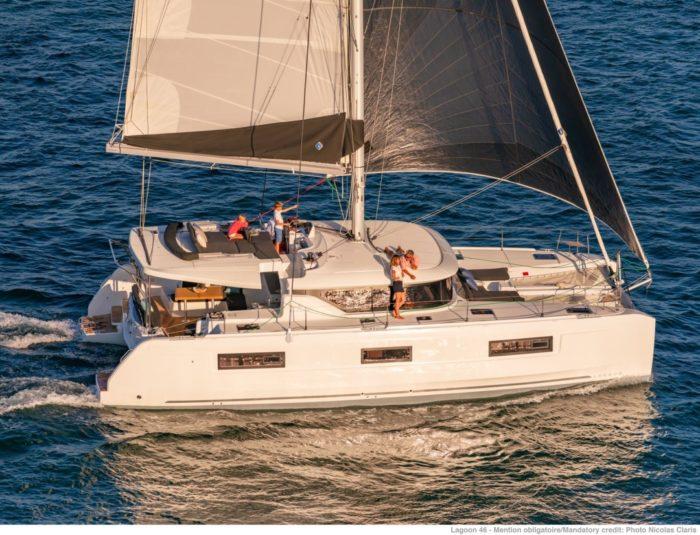 Un nouveau catamaran dans la gamme Lagoon