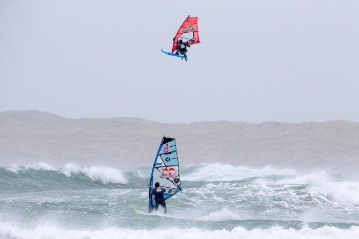 Red Bull Storm Chase, nouveau visage du Windsurf