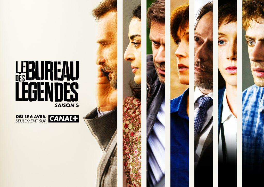 Bureau des légendes saison 5