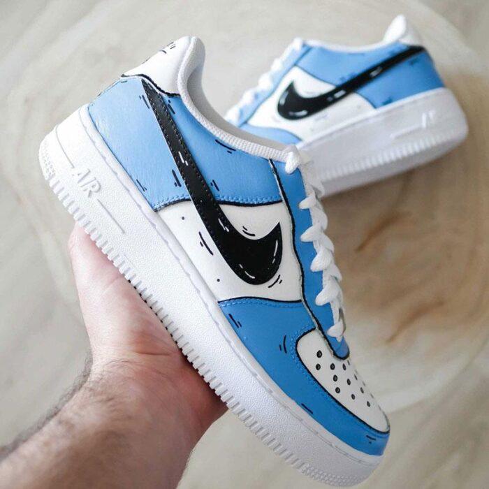 Nike Air Force 1 customisée