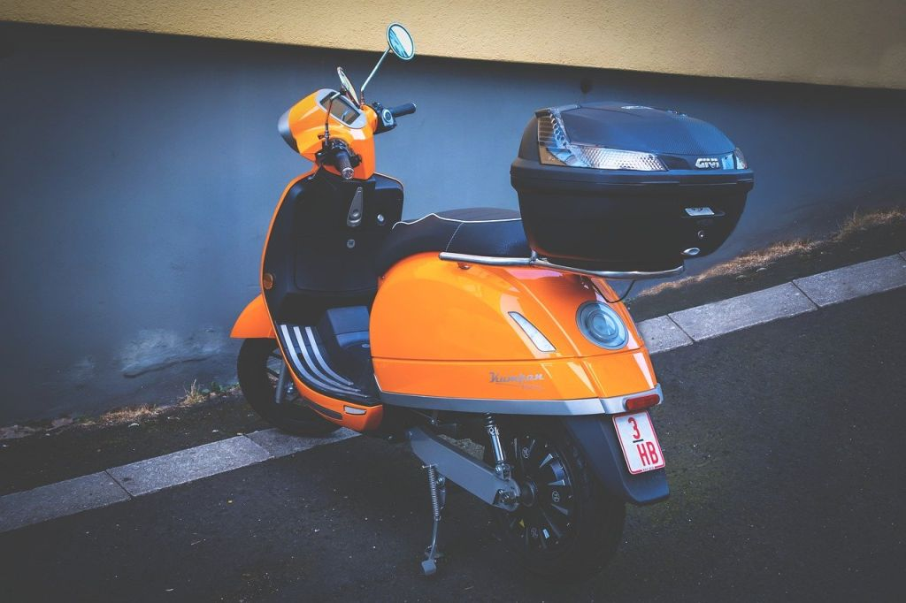 top case scooter